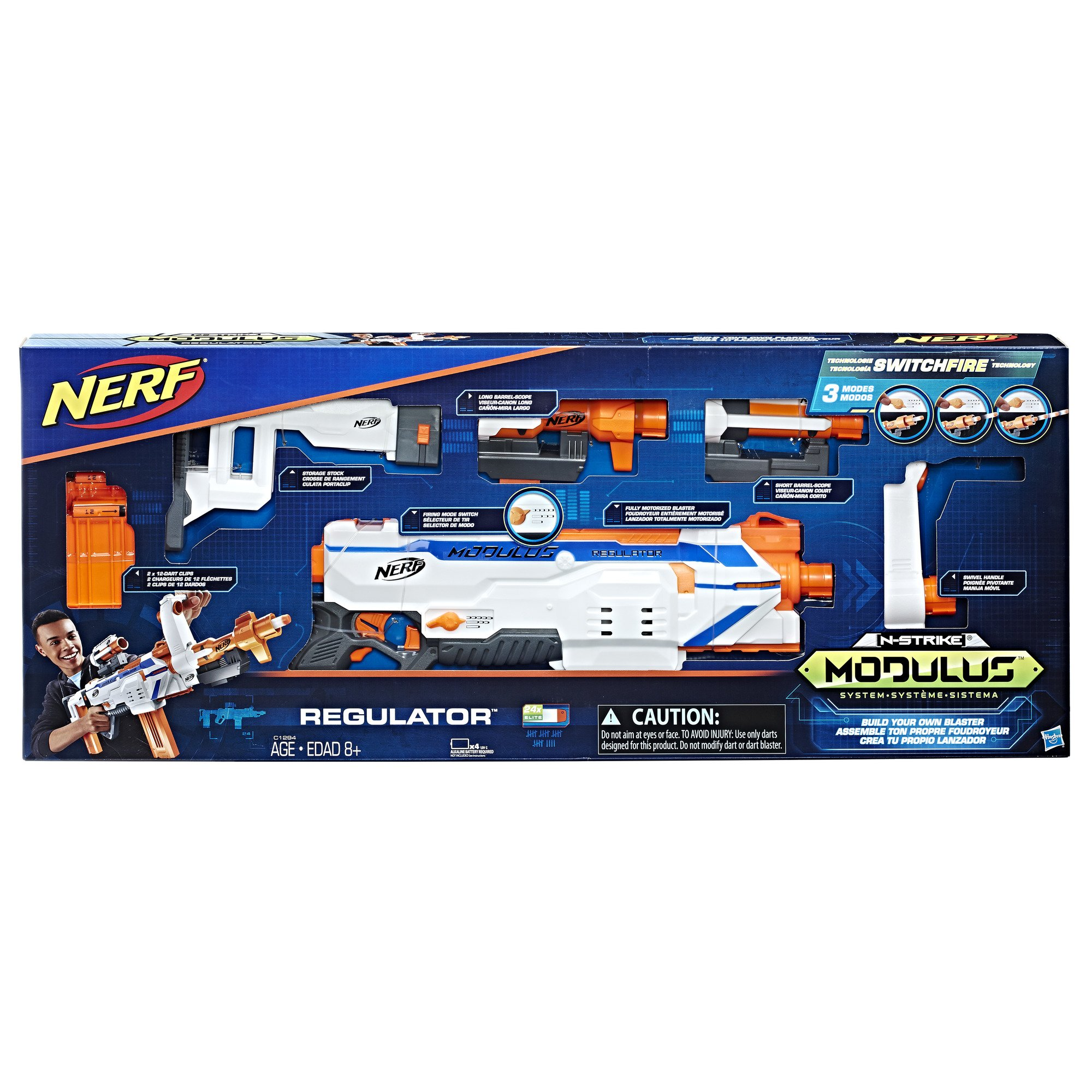 Nerf Modulus Regulator by NERF (Image #2)