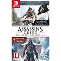 ASSASSIN'S CREED REBEL COLLECTION BEN SWITCH