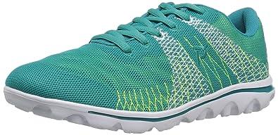 Propet TravelActiv Knit Sneaker (Women's) y2NVh