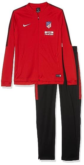 Nike ATM Y Nk Dry Sqd Trk Suit K Men Atlético de Madrid Kids 0c3c28b66545c
