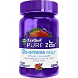 ZzzQuil De-Stress & Sleep Gummies (42 Count)