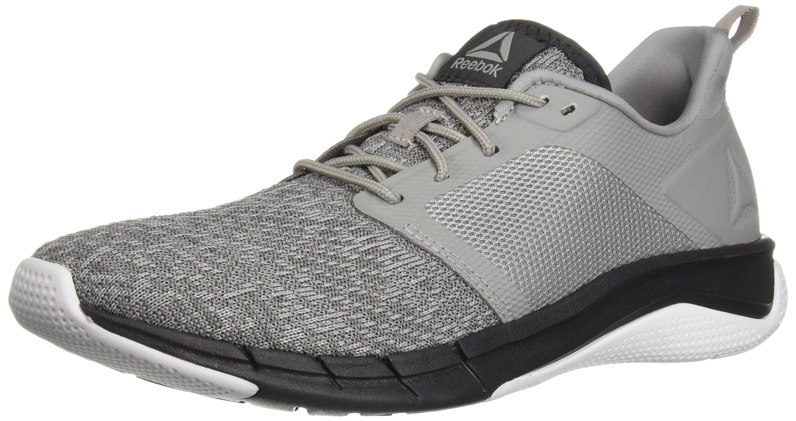442818769d Reebok Men's Print Run 3.0 Shoe,tin grey/foggy grey/coal,7 M US