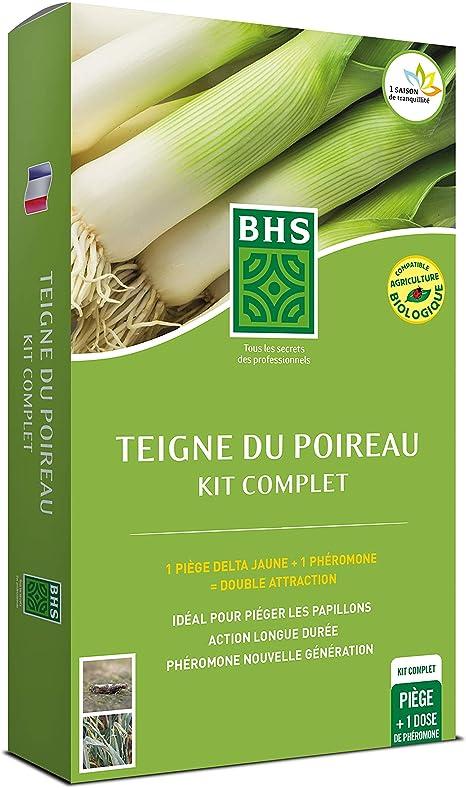 BHS PTPK1 - Kit de Tinte del Perro, 1 Trampa + 1 feromona de ...