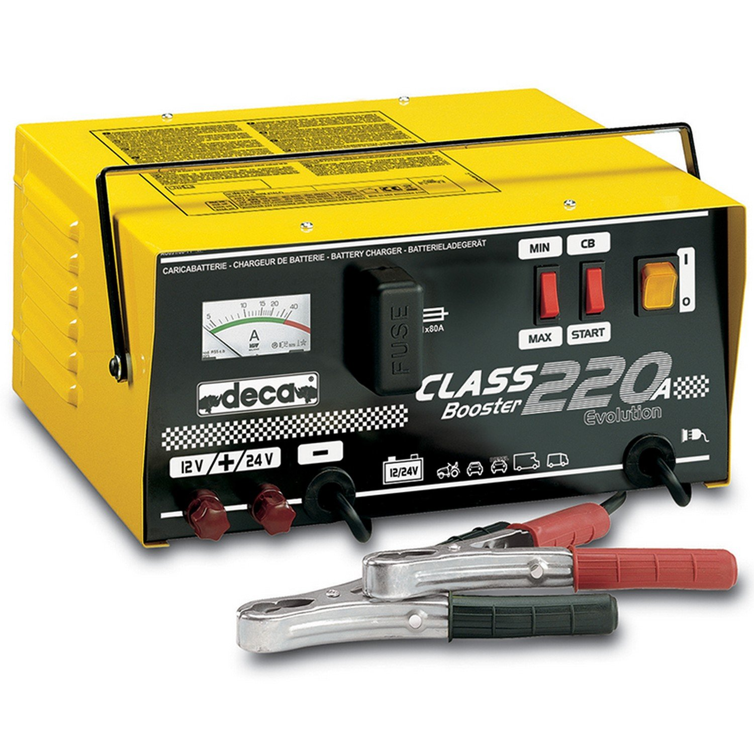 Deca 0400206 Deca Charger Class Booster 220 A 341000