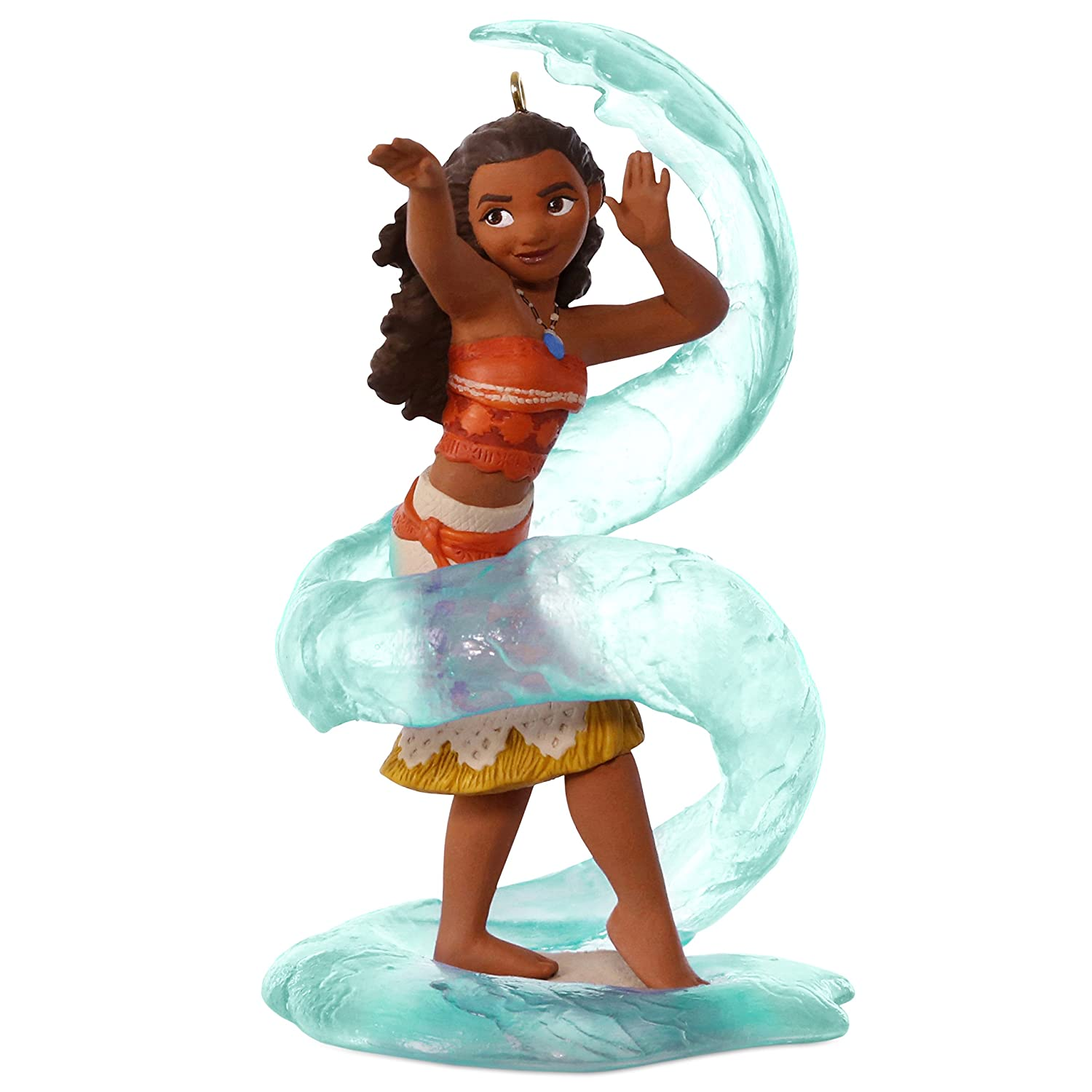 hallmark keepsake 2017 disney moana waialiki christmas ornament