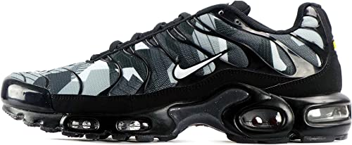 Nike Air Max Plus GPX, Herren Sneaker BlackWhite Dark Grey
