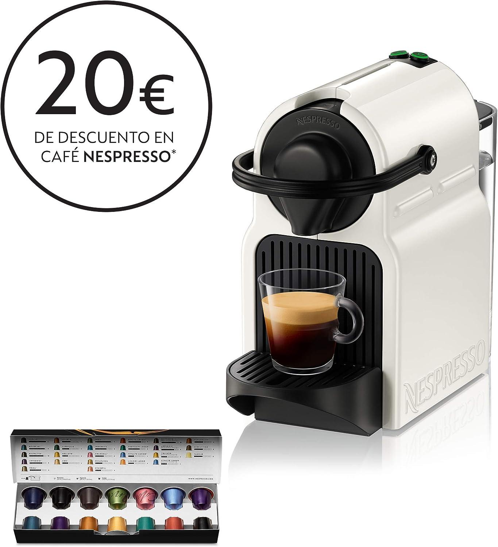 Krups Nespresso Inissia XN1001 - Cafetera monodosis de cápsulas ...