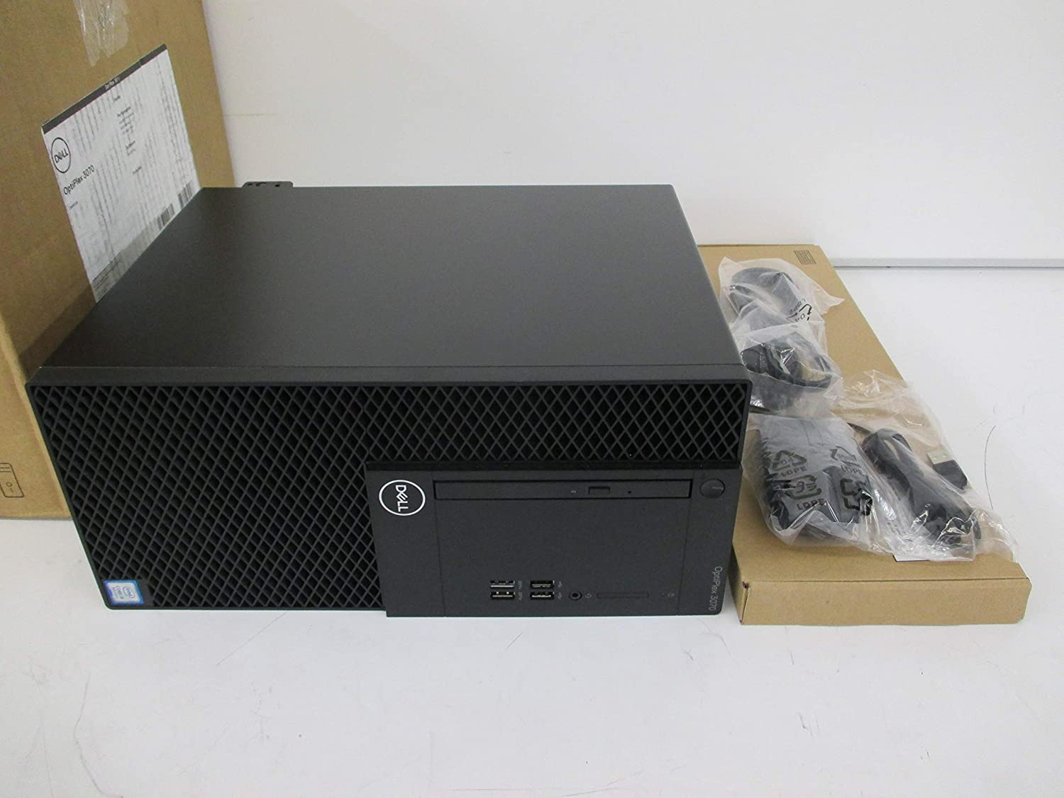 Dell OptiPlex 3070 Desktop Computer - Intel Core i5-9500 - 8GB RAM - 1TB HDD - Tower