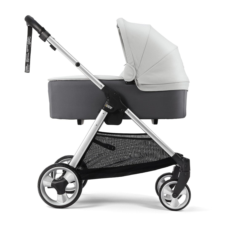 Amazon.com: Mamas & Papas con tapa XT2 capazo – nube gris: Baby