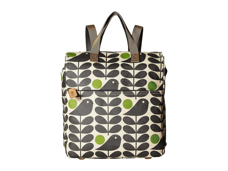 [オーラ カイリー] Orla Kiely レディース Early Bird Print Backpack バックパック [並行輸入品] B01MYPCND1 Granite