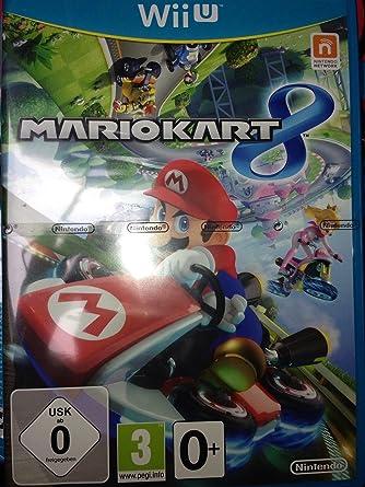 Mario Kart 8 (Wii U): Amazon.es: Videojuegos