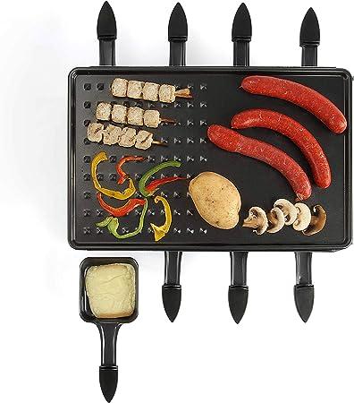 LIVOO DOC219 Appareil /à raclette 8 Personnes