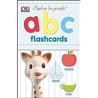Sophie la Girafe ABC Flashcards: Sophie La Girafe