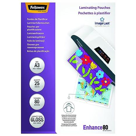 Amazon.com : Fellowes ImageLast A3 Laminating Pouch-Parent ...