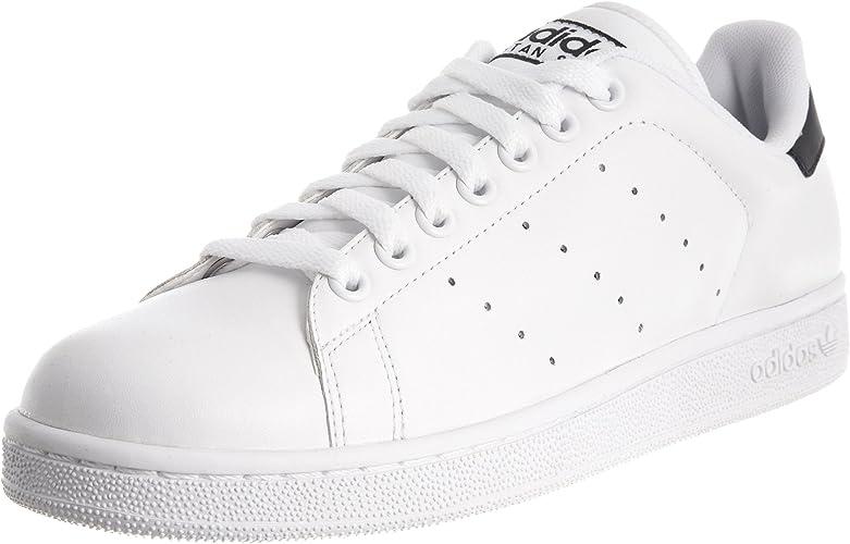 adidas , Sneakers Basses Homme Blanc White WhiteBlack