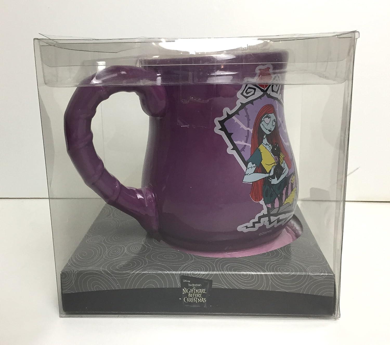 Amazon.com: Sally Jumbo Ceramic Mug - The Nightmare Before Christmas ...