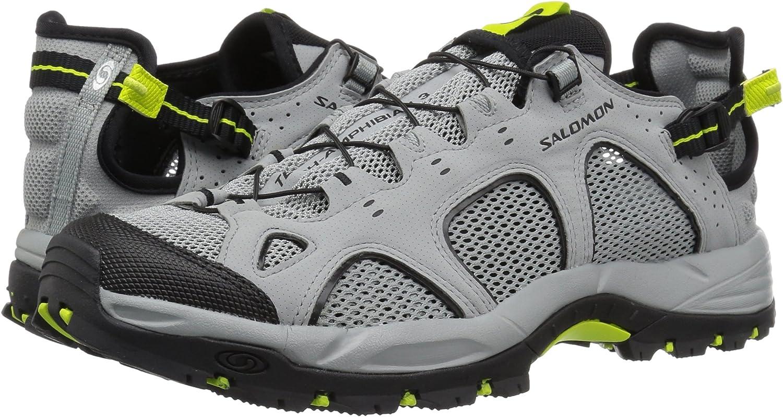 SALOMON TECHAMPHIBIAN 3 VERTE LIME Chaussures de Randonnée
