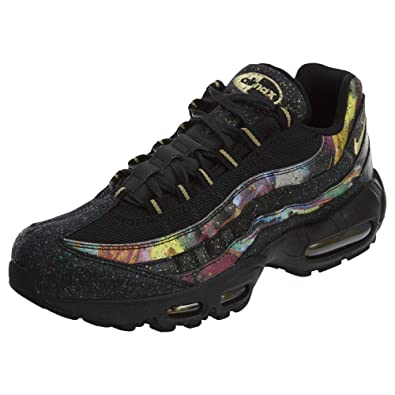 255688d803c0 Nike Air Max 95 Mens Style  AT6142-001 Size  9.5 Black Metallic