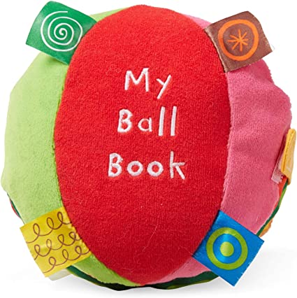 MY FIRST ACTIVITY TODDLER SOFT BALL SQEEZABLE TOY SET