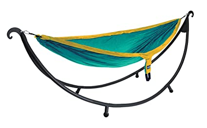 eagles nest outfitters eno solopod hammock stand charcoal amazon     eagles nest outfitters eno solopod hammock stand      rh   amazon