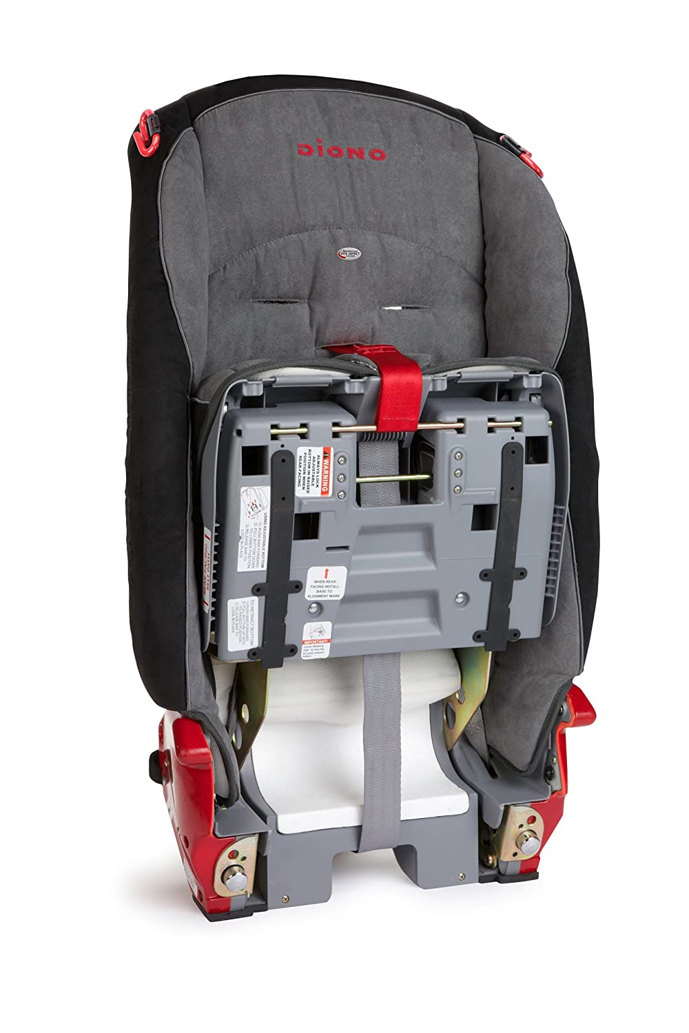 Buy Diono Radian R100 Convertible Car Seat Booster, Shadow Online at ...
