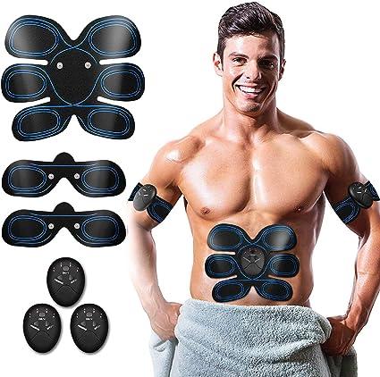 Ceinture abdominale musculation Electro stimulateur TONIFICATION MUSCULAIRE