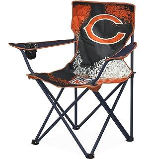 NFL Chicago Bears Tween Camp Chair