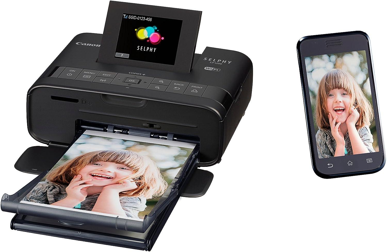 Impresora fotográfica Canon SELPHY CP1200 por solo 116,42€