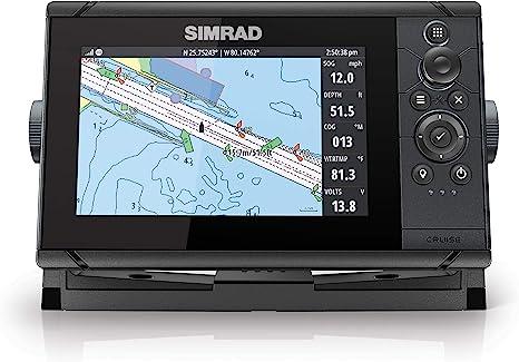 Simrad Cruceros Plotter y mapas costeros de Estados Unidos: Amazon.es: Electrónica