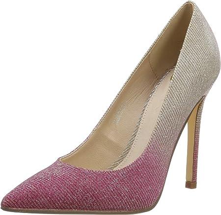 Buffalo Amica, Zapatos de Tacón para Mujer