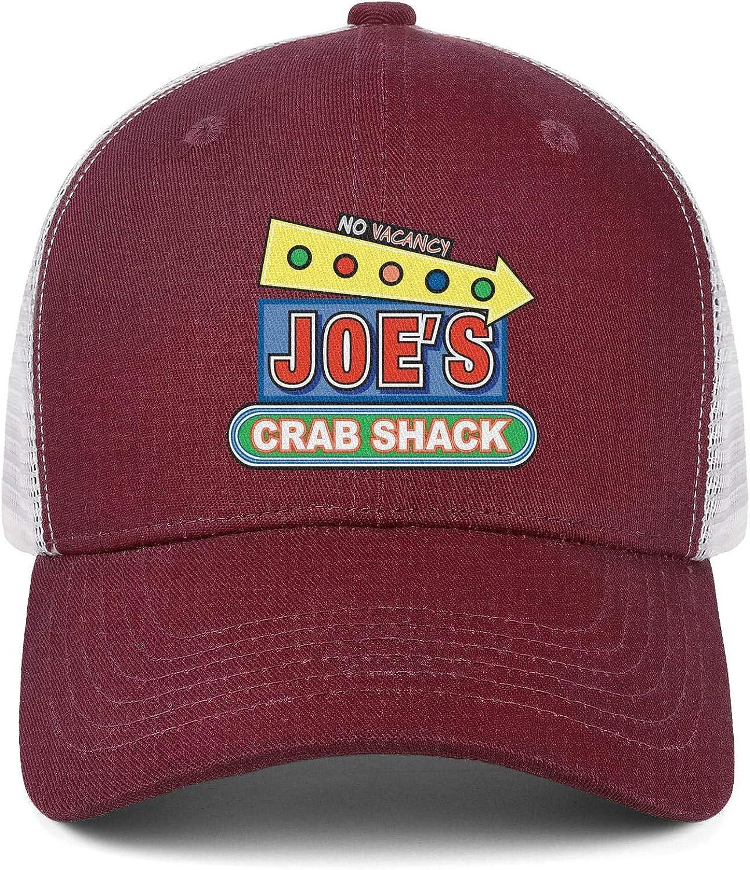 WintyHC Joes Crab Shack Cowboy Hat Bucket Hat Adjustable Fits Gas Cap