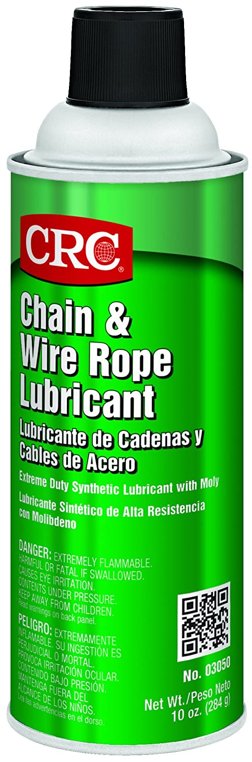 Wire  Lubricant | Amazon Com Crc Chain And Wire Rope Lubricating Spray Net Weight