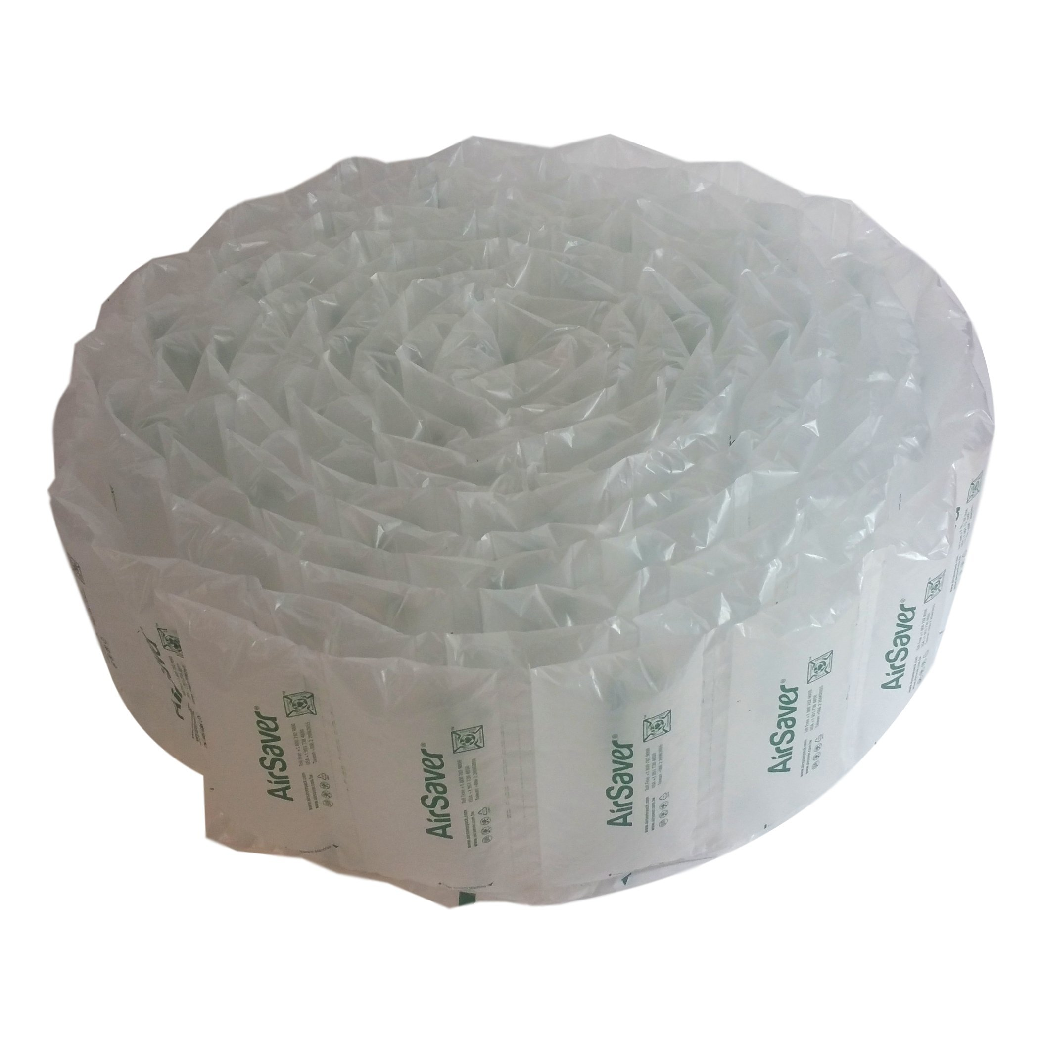 4x8 Air Pillows Green Eco Friendly Void Fill Cushioning for Shipping and Packaging