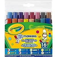 Crayola Cy58-8709 Mini Washable Markers