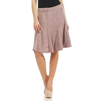 malito jupe Stretch mini automne hiver 6914 Femme Taille Unique