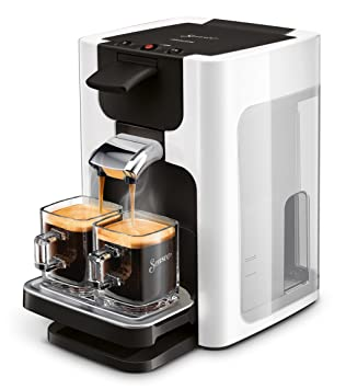 Senseo Quadrante HD7865/00 - Cafetera (Independiente ...