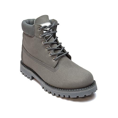 9cbc58cd8cf3 Nae Etna Grau - Vegan Stiefel (36): Amazon.de: Schuhe & Handtaschen