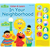 Sesame Street® Listen & Learn In Your Neighborhood (Play-A-Sound Books)
