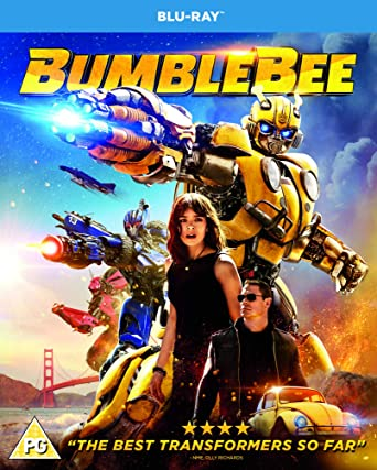 8cfb30c2720 Bumblebee (Blu-ray)  2018   Region Free   Amazon.co.uk  Hailee ...