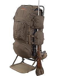 alps outdoorz commander pack bag - External Frame Backpacks