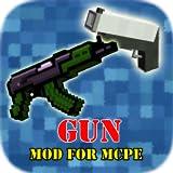 Mods : Military Gun for MCPE