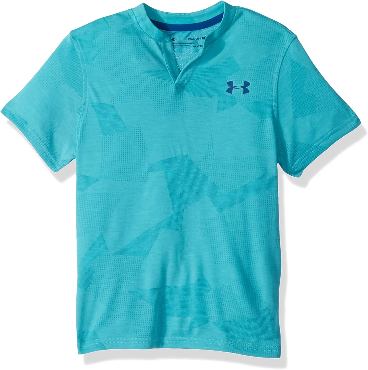 Under Armour Boys Threadborne Henley