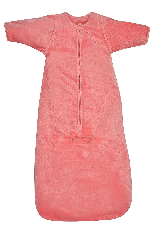 PMP saco de dormir de invierno con paso cinturón/mangas extraíbles microfibra pesca 65cm 0–6meses 5000792