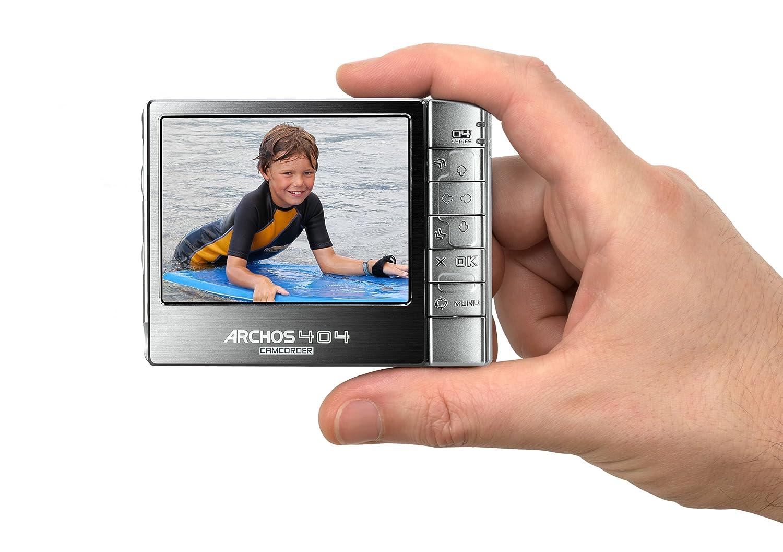 amazon com archos 404 30gb portable digital media player with rh amazon com 402 Archos Camcorder Archos 204