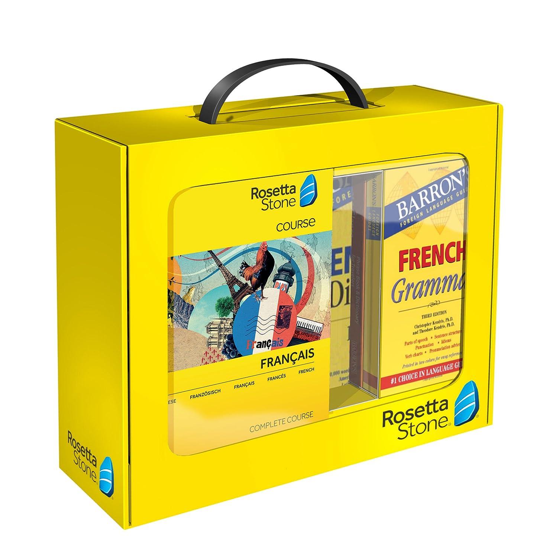 Rosetta Stone Frenchplete Course Bundle (pc)