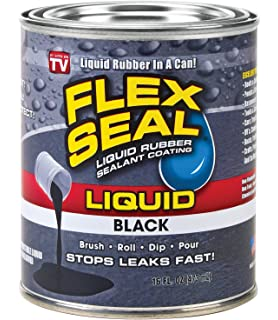 Amazoncom Flex Tape Rubberized Waterproof Tape 4 X 5 Black