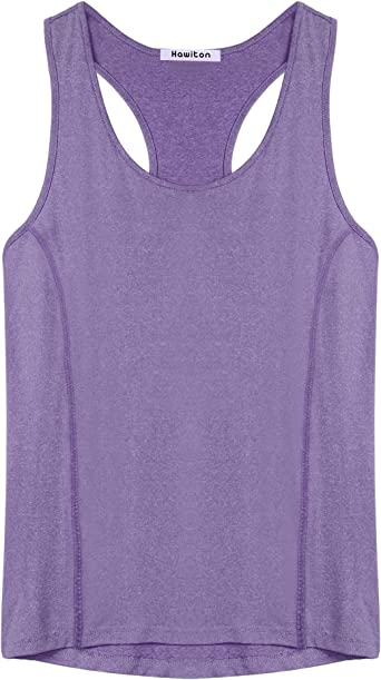 Aibrou Camiseta Deporte Mujer Camisetas de Fitness de Tirantes para Mujeres Sin Mangas: Amazon.es: Ropa y accesorios