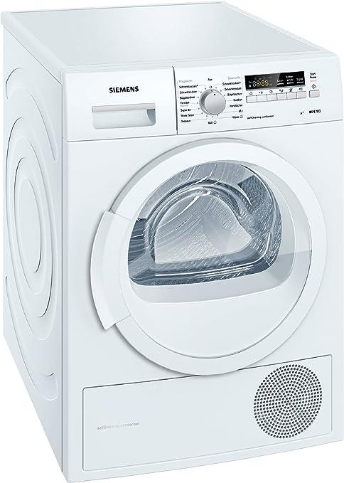 Siemens WT46W260 lavadora - Lavadora-secadora (Frente, Incorporado ...