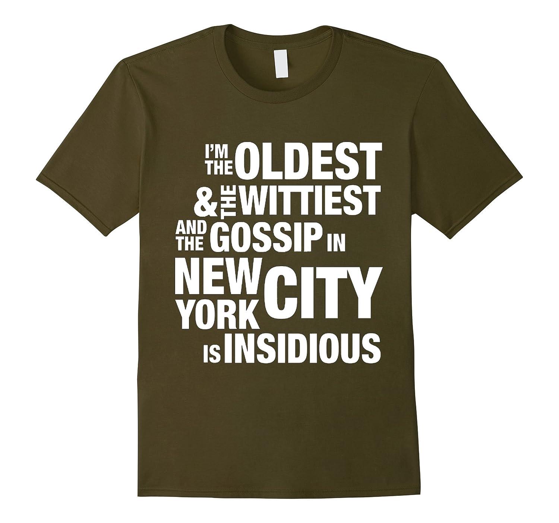 Satisfied  Hamilton t-shirt-RT