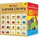My First Learning Library: Boxset of 20 Board Books